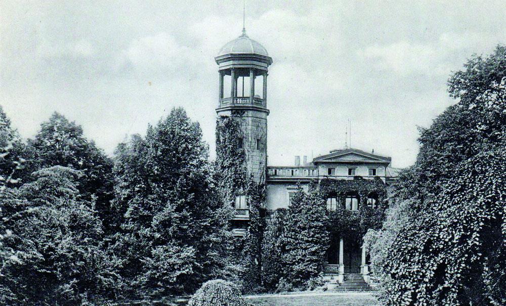 Bezirksmuseum Ostseite um 1910