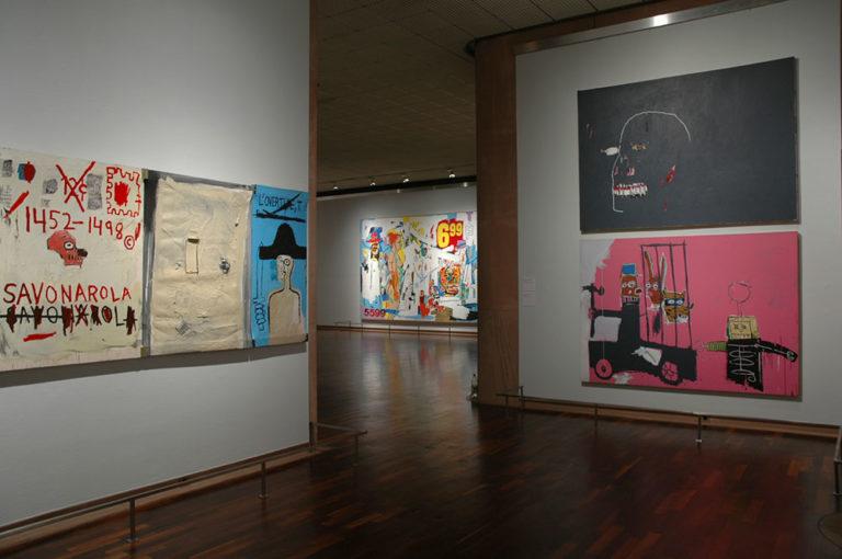 Ausstellungsansicht_Kunsthalle_Bi_Basquiat