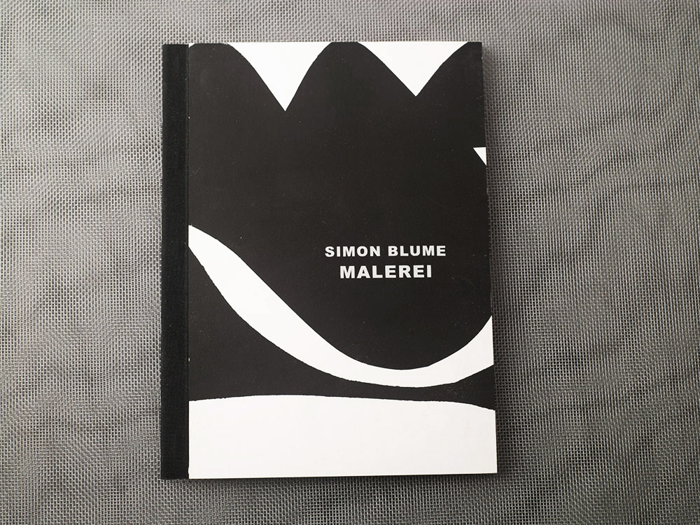 Blume Simon Katalog Repro cover