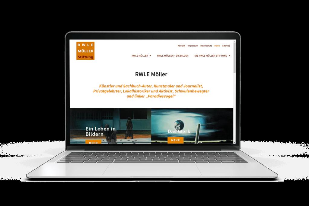 RWLE Moeller Website