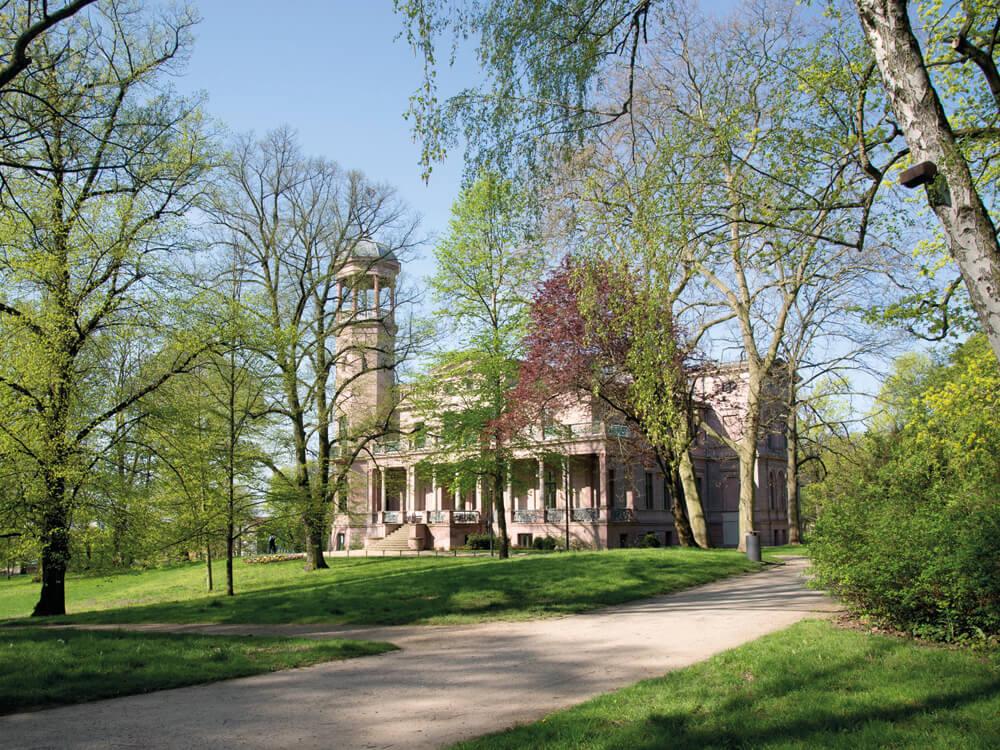 Schloss Biesdorf aussen copyright Malte Nies