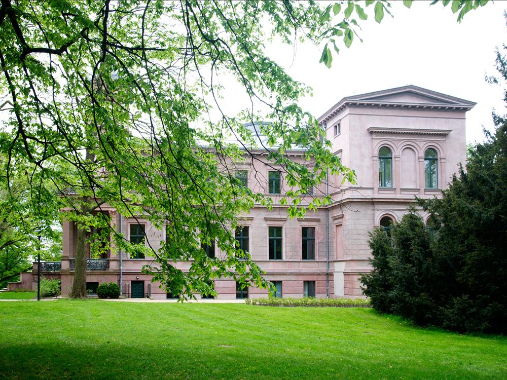 Schloss Biesdorf von Norden copyright Malte Nies