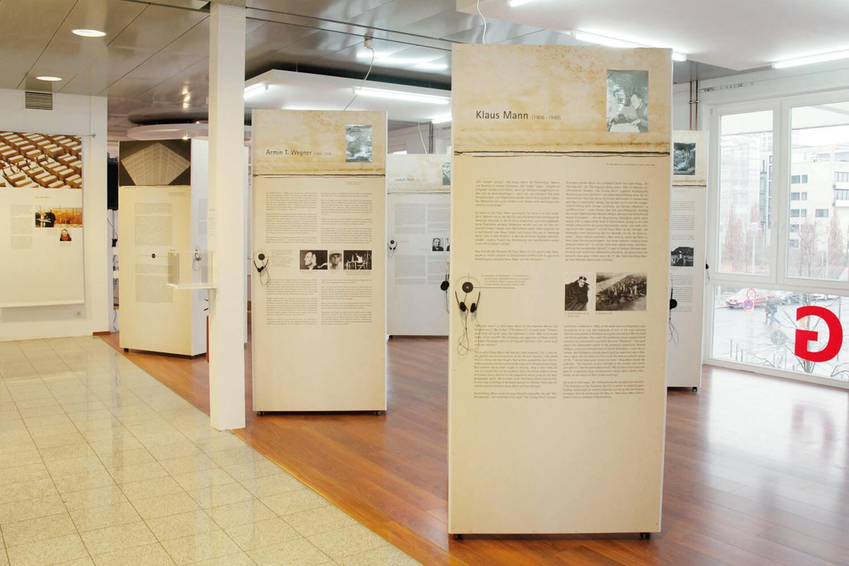 Verbrannte_Buecher_Ausstellungsansicht