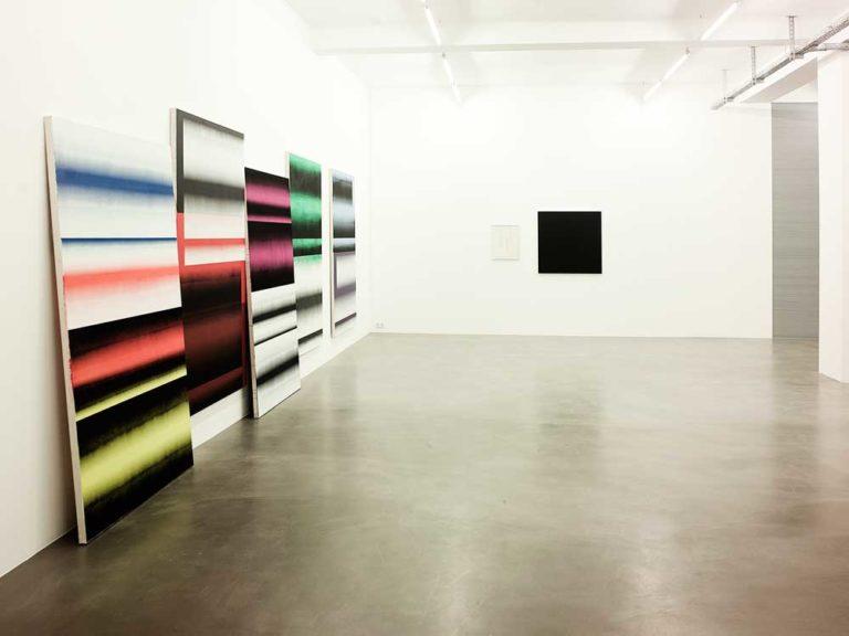 Ausstellungsansicht Alexander Wagner Galerie Arratia Beer