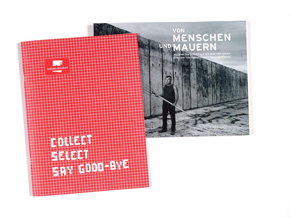 Biesdorf Kataloge